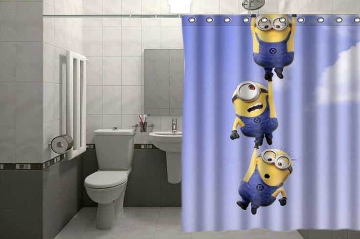 Movie Despicable Me Minions Custom Shower Curtain 60x72 Inch #Unbranded #Modern #shower #curtain #showercurtain #bath #rings #hooks #popular #gift #best #new #hot #quality #rare #limitededition #cheap #rich #bestseller #top #popular #sale #fashion #luxe #love #trending #girl #showercurtain #shower #highquality #waterproof #new #best #rare #quality #custom #home #living #decor