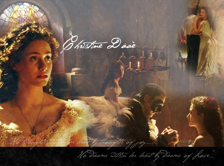 >> Fanfics & Wallpapers : Movies /The Phantom of the Opera <<