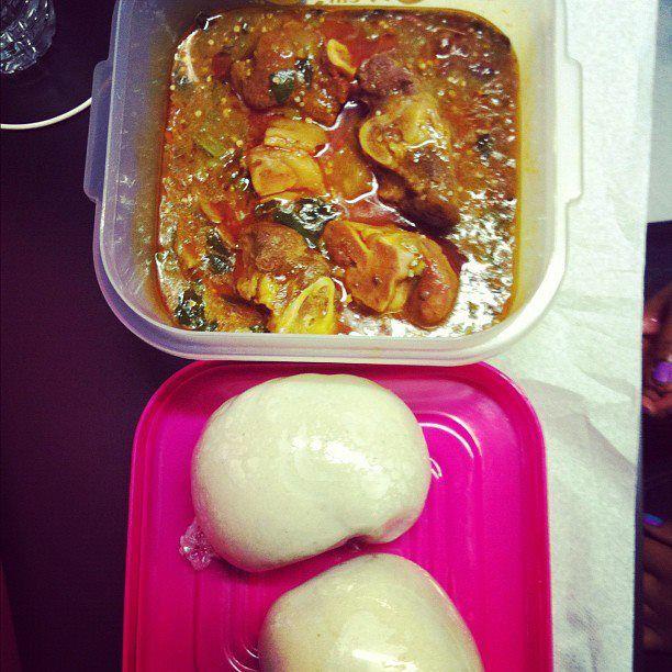 how to prepare ewe okro soup