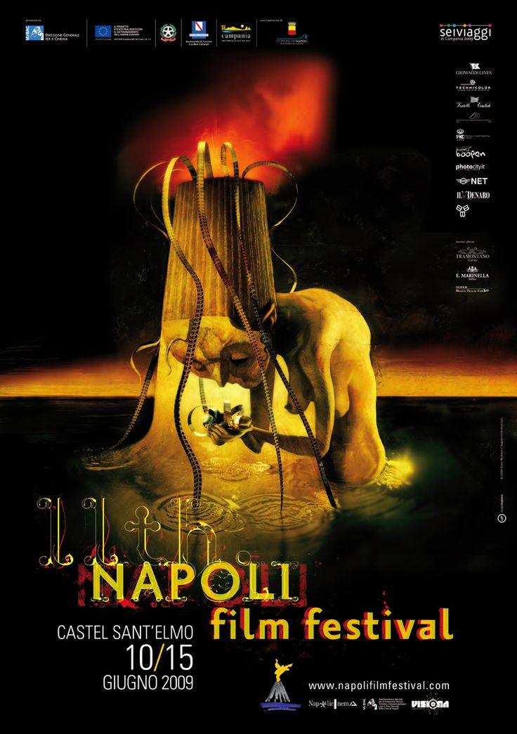 XI Edizione del #NapoliFilmFestival | #NFF 10 // 15 giugno 2009 | Castel Sant'Elmo