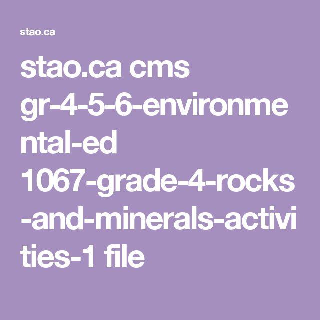 stao.ca cms gr-4-5-6-environmental-ed 1067-grade-4-rocks-and-minerals-activities-1 file