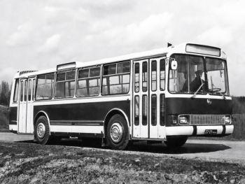 ЛАЗ 698Б дослідний '1972
