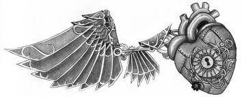 steampunk heart and wings: Google Image, Tattoo Ideas, Inspiration Ideas, Future Ink, Steampunk Heart, Image Results, Steampunk Tattoo, Steampunk Wings Heart, Beautiful Tattoo