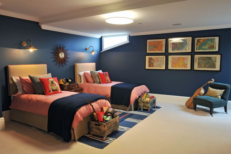 Helen Green Design - Kids Rooms ©