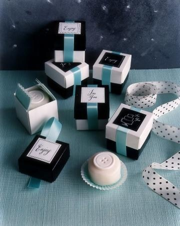 Find out how to package these button-topped petit-fours