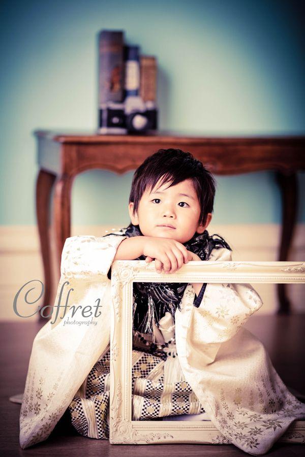 先日のお客様 *りおんくん* Coffret photography staff blog