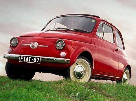 Question for this week - What's The Cutest car ever made?