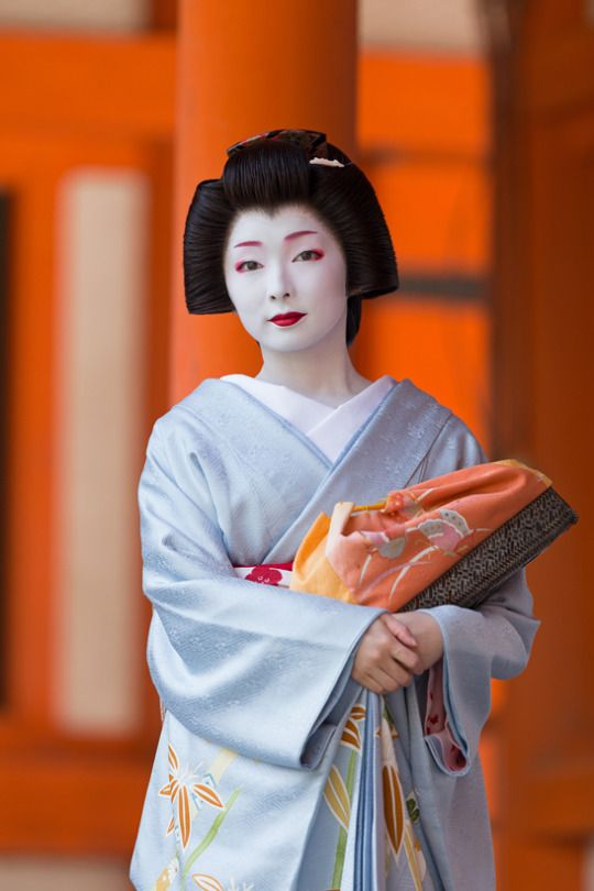 Japan - Geiko Portrait
