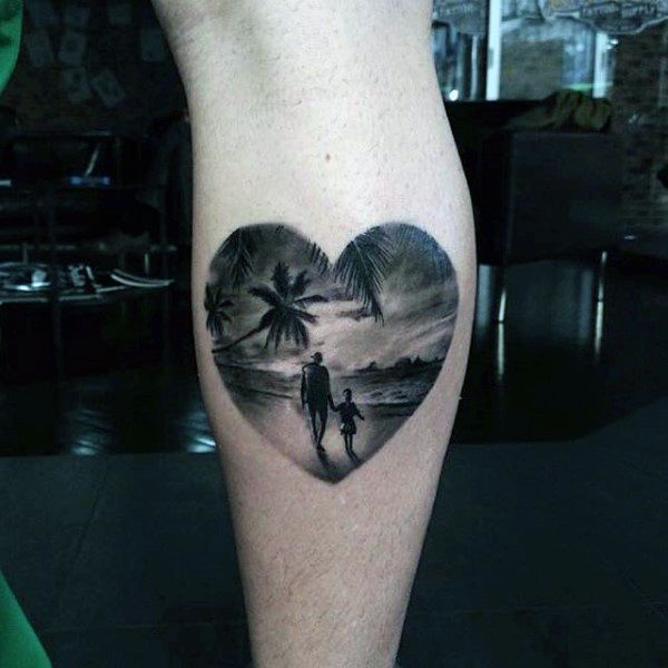 13 Tattoos For Dads With Daughters