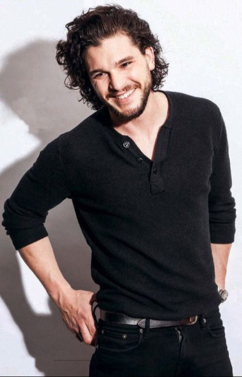 <3 Kit Harington <3