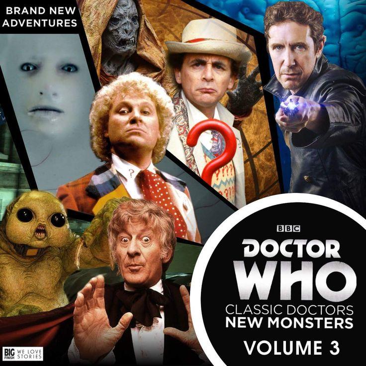 Classic Doctors, New Monsters Volume 3