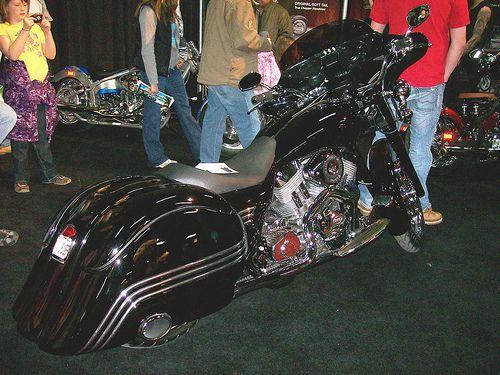 OCC Bagger Motorcycle