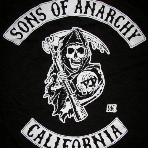 sons of anarchy sons logos and sons of anarchy. Black Bedroom Furniture Sets. Home Design Ideas