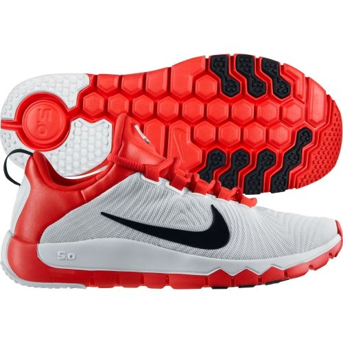 reputable site 6c3b1 13e37 nike free trainer 5.0 red and white