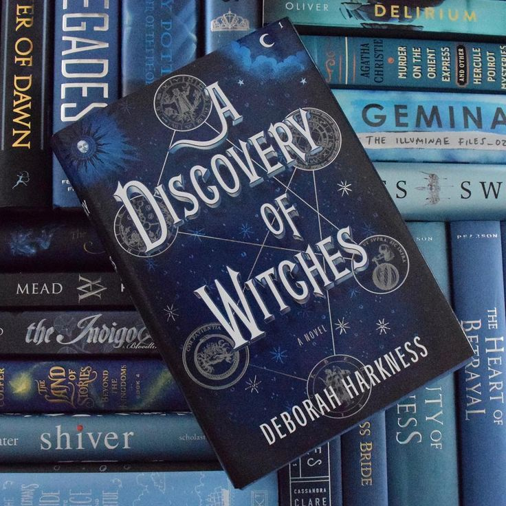 A discovery of witches by deborah harkness book 1 in all