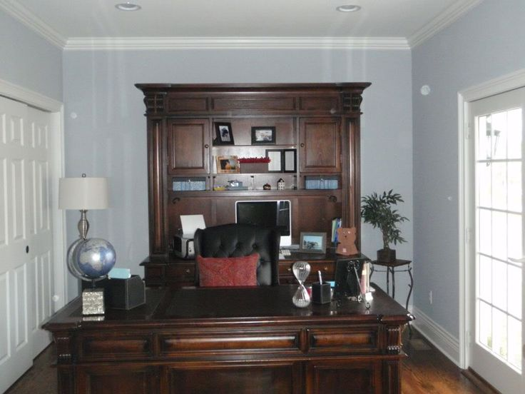 paint colors for home office194 best Benjamin Moore Colors images on Pinterest  Wall colours