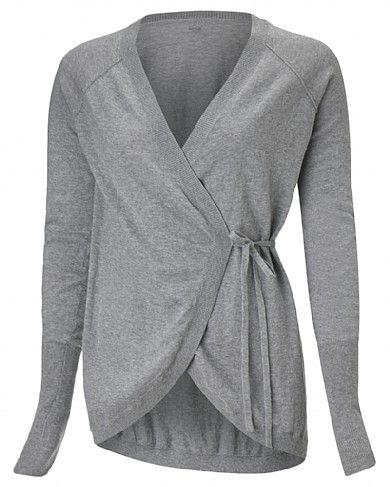 love sweaty betty's dance wrap--just long enough in the back and close fitting arms perfect for warm up at barre--