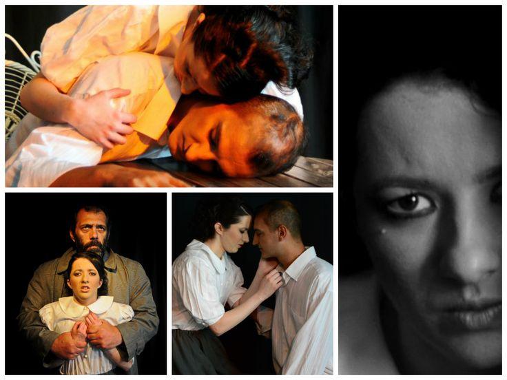 Evi Koroni . Theater moments