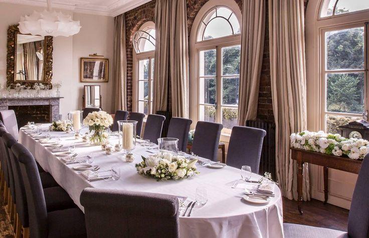 York Albany classic wedding gordon ramsay restaurants