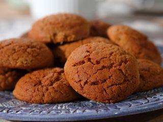 Cookies de avena y pasas y chocolate