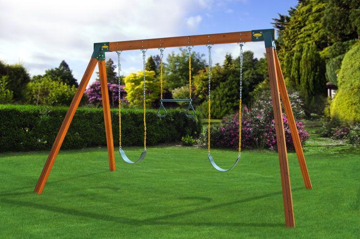 Easy 1-2-3 A-Frame Swing Set Bracket in Accessories