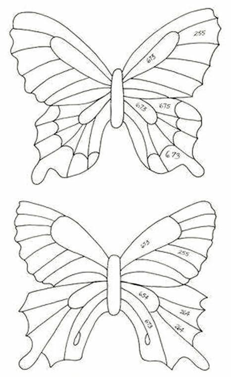 Como fazer borboleta de garrafa pet passo a passo   Artesanato passo a passo!