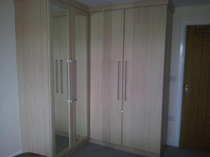 Euroline Maple Bedroom
