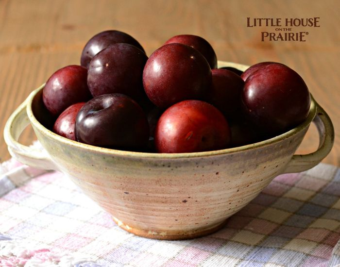 Don't go without breakfast! Our plum preserves are easy and delicious. Just spread on some toast and go!
