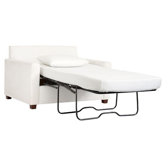 Chair + Half Sleeper | PBteen