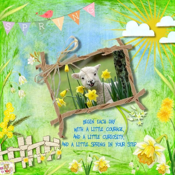 Julia Spiri Challenge Blog: New Release: The Spring Flowers Collection and Watercolor Flowers Clip Art