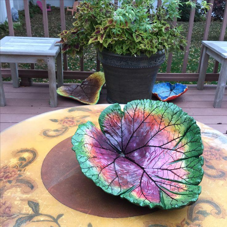 Cement Garden Art: 1155 Best Re-Scape Garden Art Images On Pinterest