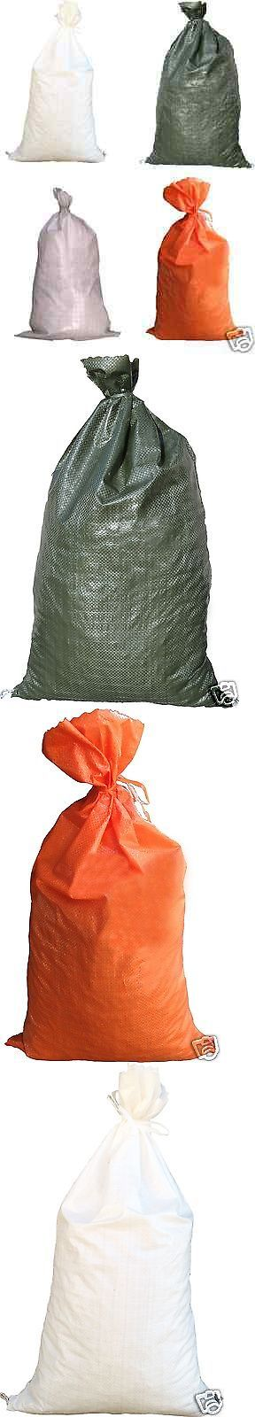 Other Sporting Goods 310: Sandbags For Sale W Ties 14 X26 For Emergency Flood Barriers, Sandbag, Poly Bag -> BUY IT NOW ONLY: $159 on eBay!