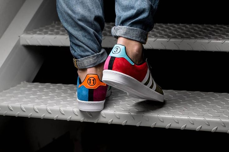 JUST LIFE STYLE™®: Adidas Campus 80s Jam Fourness 'JAM HOME MADE'