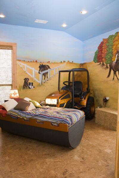 23 best parker tractor room images on pinterest
