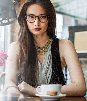 womens trendy glasses  17 Best ideas about Women In Glasses on Pinterest