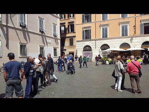 Santa Maria in Trastevere - YouTube