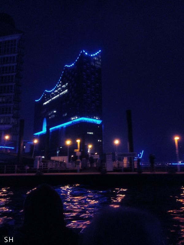 Blue Port tijdens de Hamburg Cruise Days | Standort Hamburg
