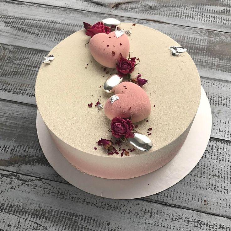 Unusual Heart Cake