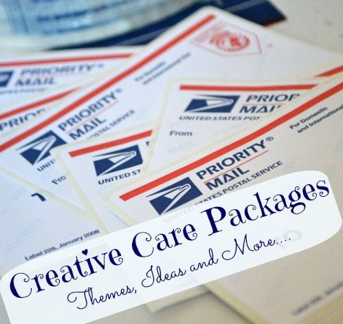 Tons of Themed Care Package Ideas