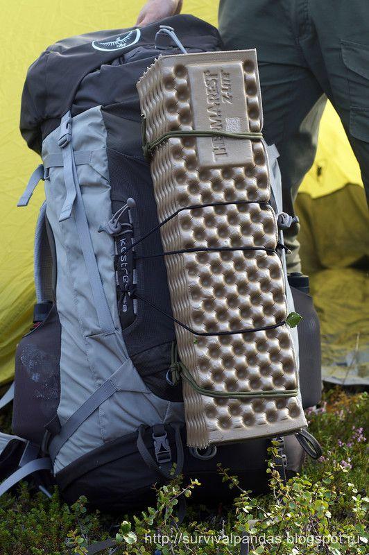 Обзор ковриков Therm-A-Rest Z Lite и Z Lite Sol  #survivalpanda #survival #outdoor #Therm-A-Rest #review #gear