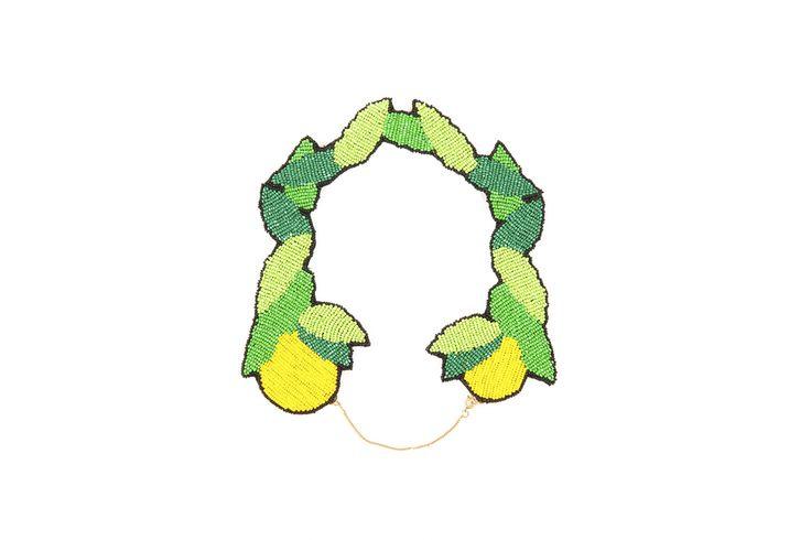Papiroga - Lemon Collar