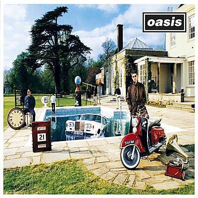 I just used Shazam to discover Don't Go Away by Oasis. http://shz.am/t226522