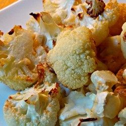 "Butter-Roasted Cauliflower | ""This is an unusual and tremendously tasty way to enjoy cauliflower. It's almost like discovering a new vegetable."""
