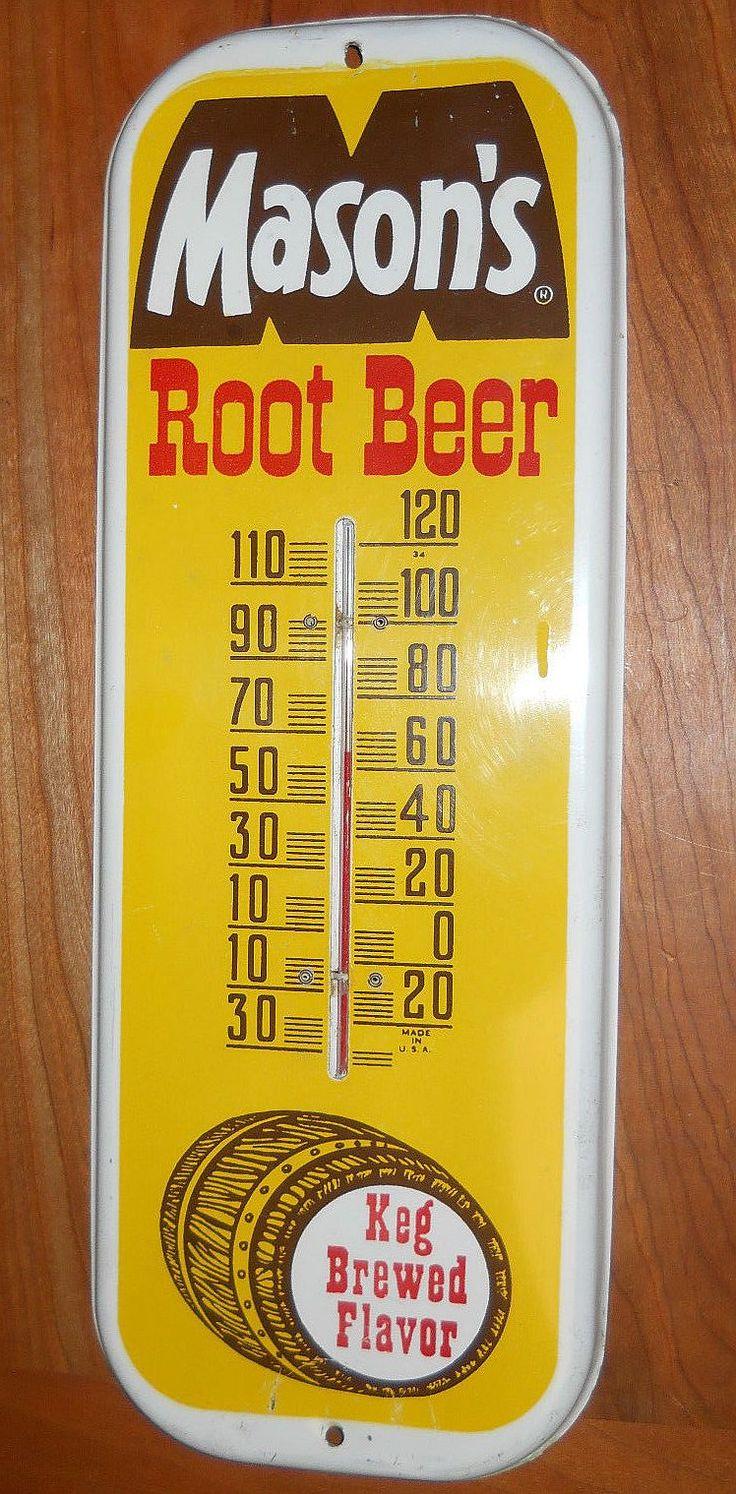 beer root sign vintage