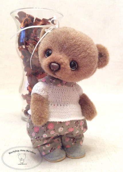 Bear Dana by By Anna Meteleva   Bear Pile