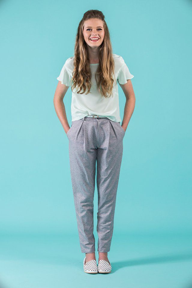 Guise Pants - Papercut Patterns