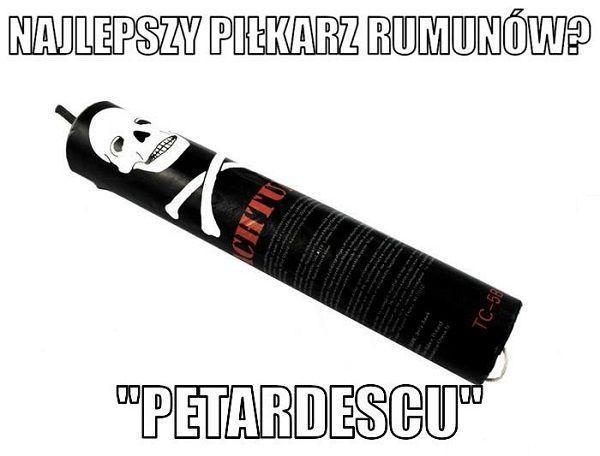 Jaki był najlepszy piłkarz Rumunów w meczu Polska Rumunia? • Śmieszne memy piłkarskie po meczu Polska Rumunia • Wejdź i zobacz >> #polska #memy #pilkanozna #futbol #smieszne