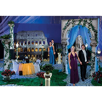 30 best great gatsby theme images on pinterest gatsby for Winter dance decorations