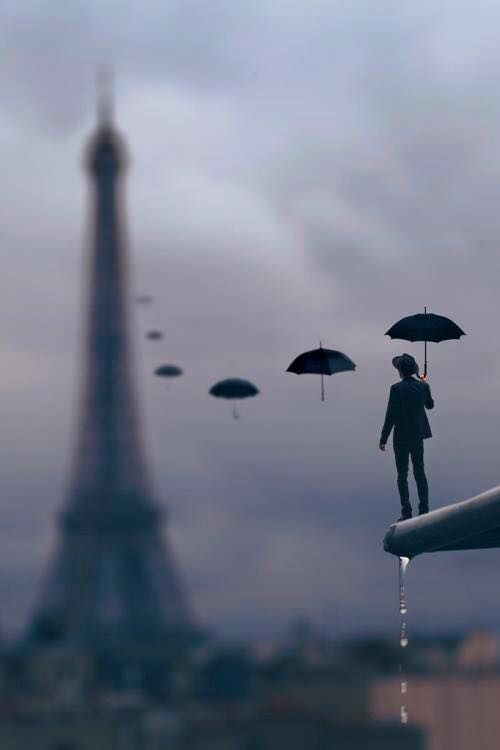 -Vincent Bourilhon- 'the way to Paris'