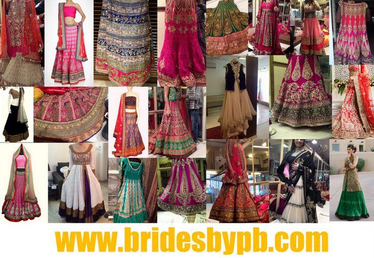 Bridal Lehenga Shopping in Delhi : We found these !
